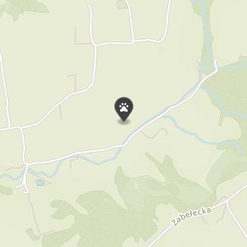 Hotel dla Koni na mapie
