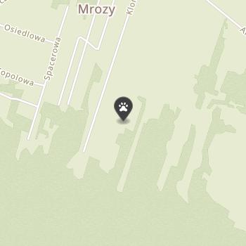 Hotelik Pupila na mapie