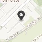 Hotel dla Zwierząt Pupil na mapie