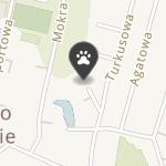 Hotelik dla Psów Abisia na mapie