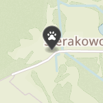Hotel dla Zwierząt na mapie