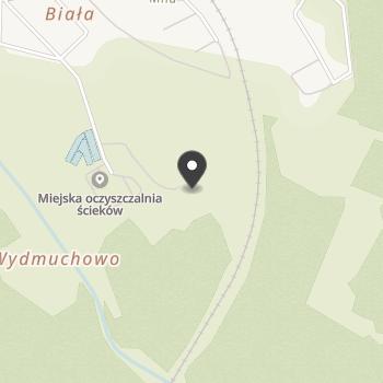 """Schronisko dla Bezdomnych Psów """"Ciapek"""" na mapie"""