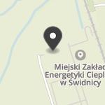 Schronisko dla Bezdomnych Zwierząt w Świdnicy na mapie