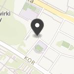 """Centrum Adopcyjne """"Uszate Serca Warszawy"""" na mapie"""