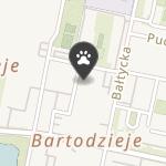 Sklep Wędkarsko-Zoologiczny na mapie