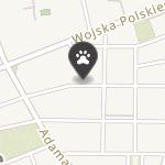 Sklep i Gabinet Weterynaryjny Piotr Machel na mapie