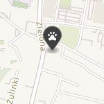 Mini Zoo na mapie