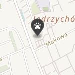 Market Wędkarsko-Zoologiczny na mapie
