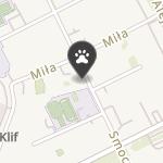 Artykuły dla Zwierząt na mapie