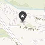 """""""Aga"""" Sklep Zoologiczny na mapie"""