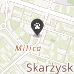 Hurtownia Zoologiczna na mapie