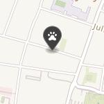 Animals na mapie